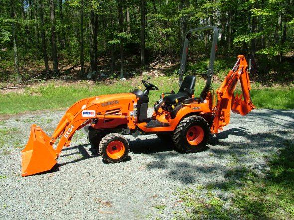 July 29 2006 Orange colored hickmobile
