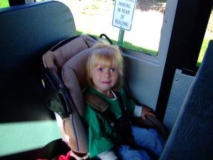 First Bus Trip