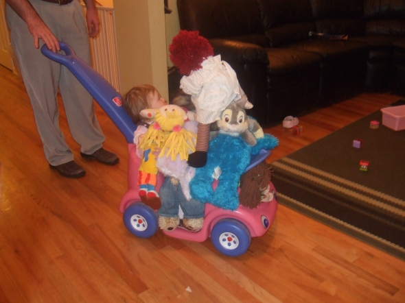 This is what happens when you drive down Sesame Street to fast.