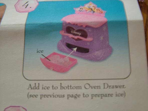 Ice?...Ice?...Where is the oh -so- safe light bulb?
