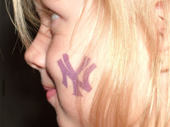 Yankees Tatoo 003