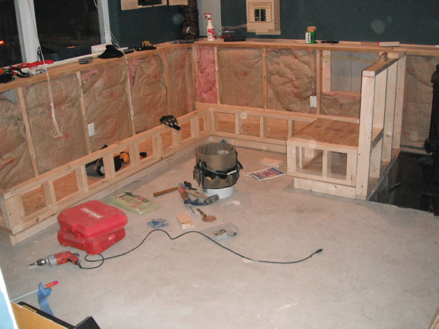 Bar build 010 the o 28 images how to build your own for How to build your own bar cheap